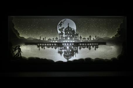 """Millennium Castle - 6x14"""""""