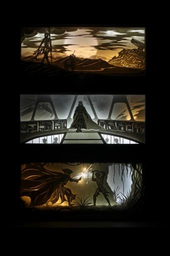 Star Wars Inspired Set