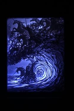 The Tide Rises - 11x14